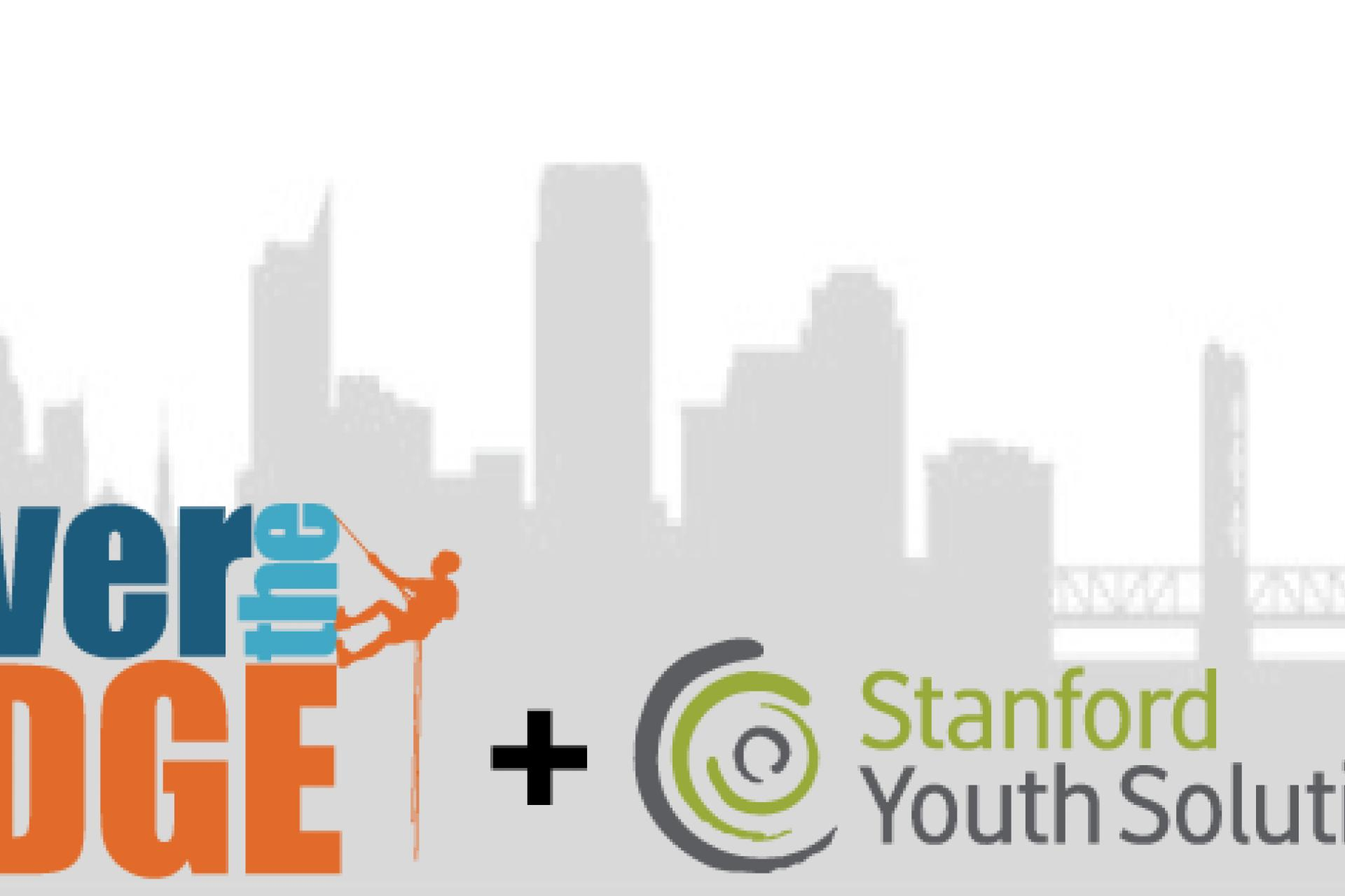 Image of STANFORD YOUTH SOLUTIONS goes Over The Edge!