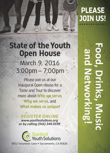 Image of State of the Youth Open House-RSVP here