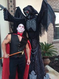 Allied Network Solutions Owner & Wicked Halloween Organizer- Ted Bort
