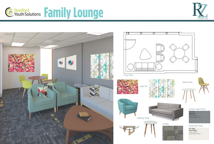 Family Lounge Project Coming Soon